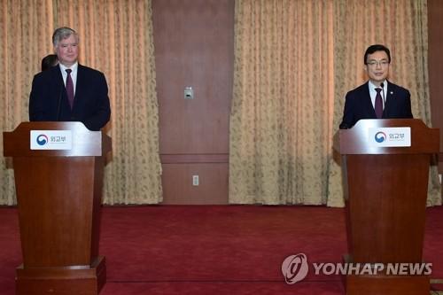 詳訊:第8次韓美副外長戰略對話在首爾舉行