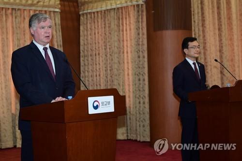 第8次韓美副外長戰略對話在首爾舉行