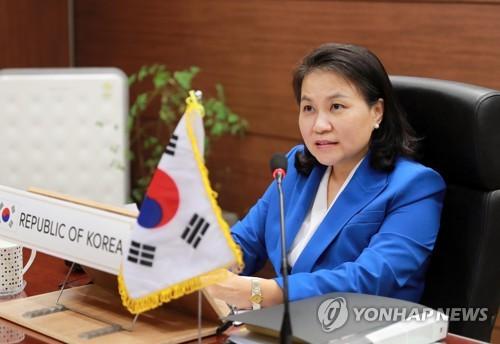 韓柬宣佈啟動自貿協定談判