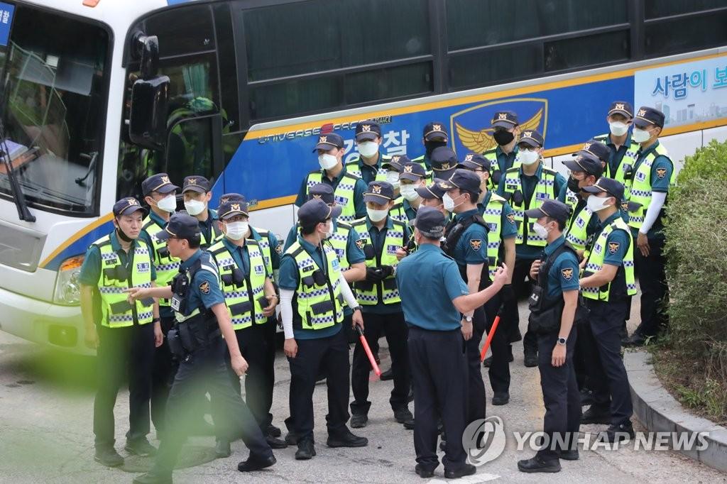 詳訊:首爾市長今晨背包離開官邸後失聯