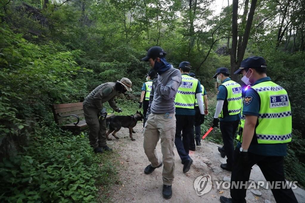 韓警方尋找首爾市長下落
