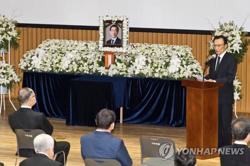 韓青瓦臺對已故首爾市長性騷擾爭議保持沉默