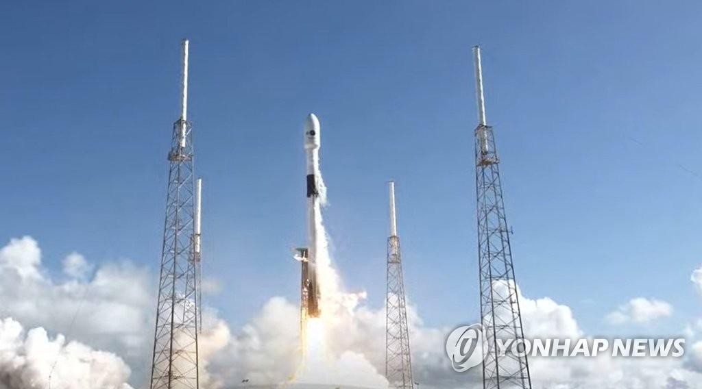 南韓成為全球第十個擁有軍用衛星國家