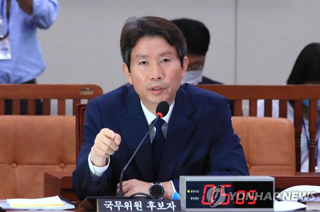 詳訊:韓候任統一部長官李仁榮出席國會聽證會