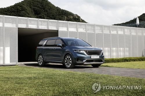 南韓五大整車廠商10月銷量同比減3.7%