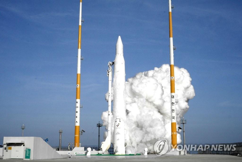 詳訊:韓美修改導彈指南鬆綁固體火箭限制