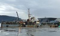 入韓俄船全部船員今起須持新冠檢測陰性報告