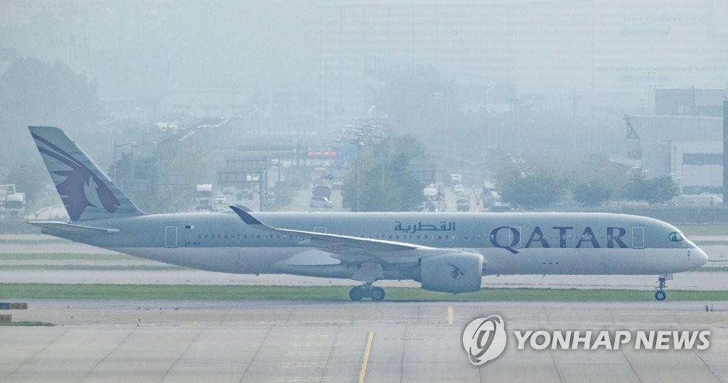 韓赴伊拉克撤僑包機歸國