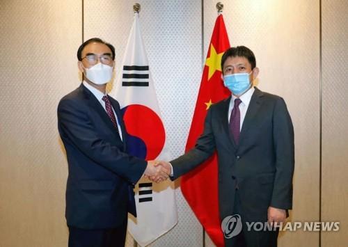 韓中經貿聯委會在華舉行