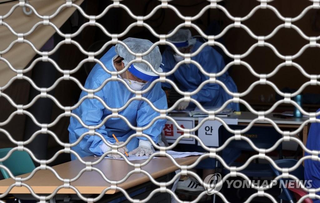 詳訊:南韓新增33例新冠確診病例 累計14456例