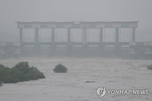 朝鮮邊境水壩或再泄洪 南韓吁共用防汛資訊