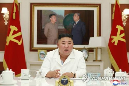 朝媒首報政務局會議 金正恩指示向被封開城供糧