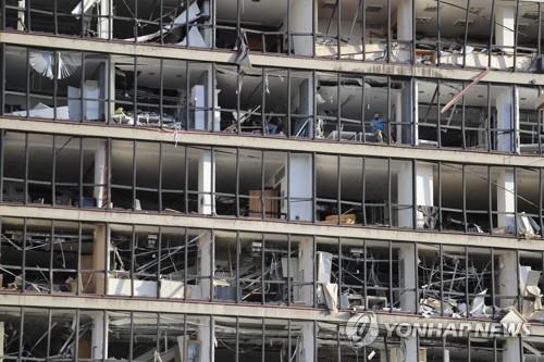 韓政府將向黎巴嫩提供緊急人道主義援助