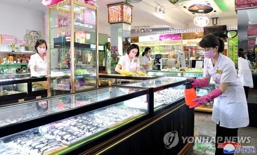 朝鮮上半年自華進口中間品和消費品大減