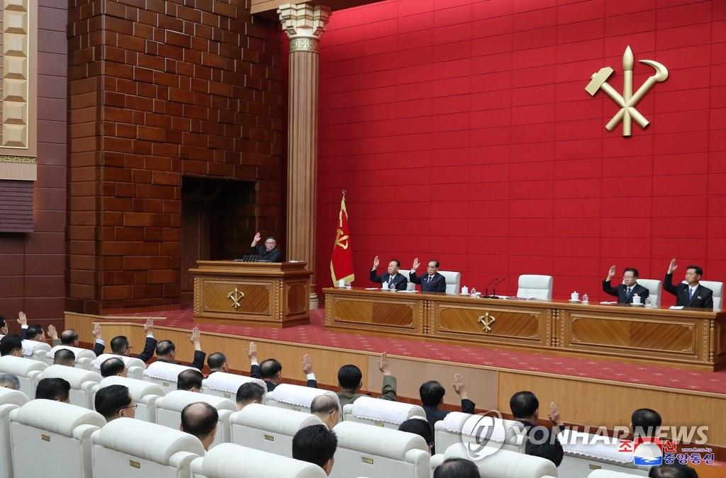 詳訊:朝鮮政治局常委增兩席 內閣總理換人