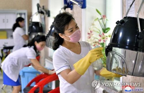 朝媒:朝鮮紅十字會積極開展防疫工作
