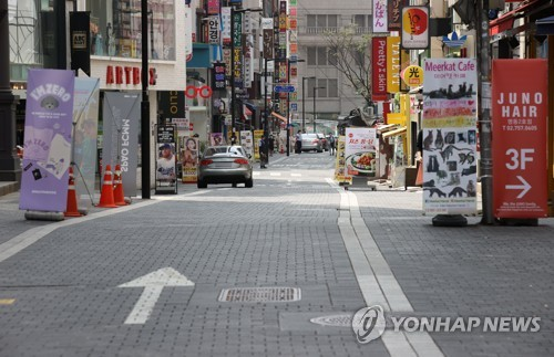 韓政府敲定870億元補充預算案補助小工商業者