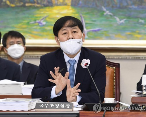 韓政府:隨時準備調升防疫響應級別