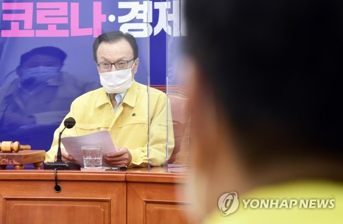 韓執政黨跑口記者確診 難免影響國會活動