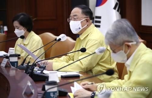 韓財長:再謀對策降低疫情影響