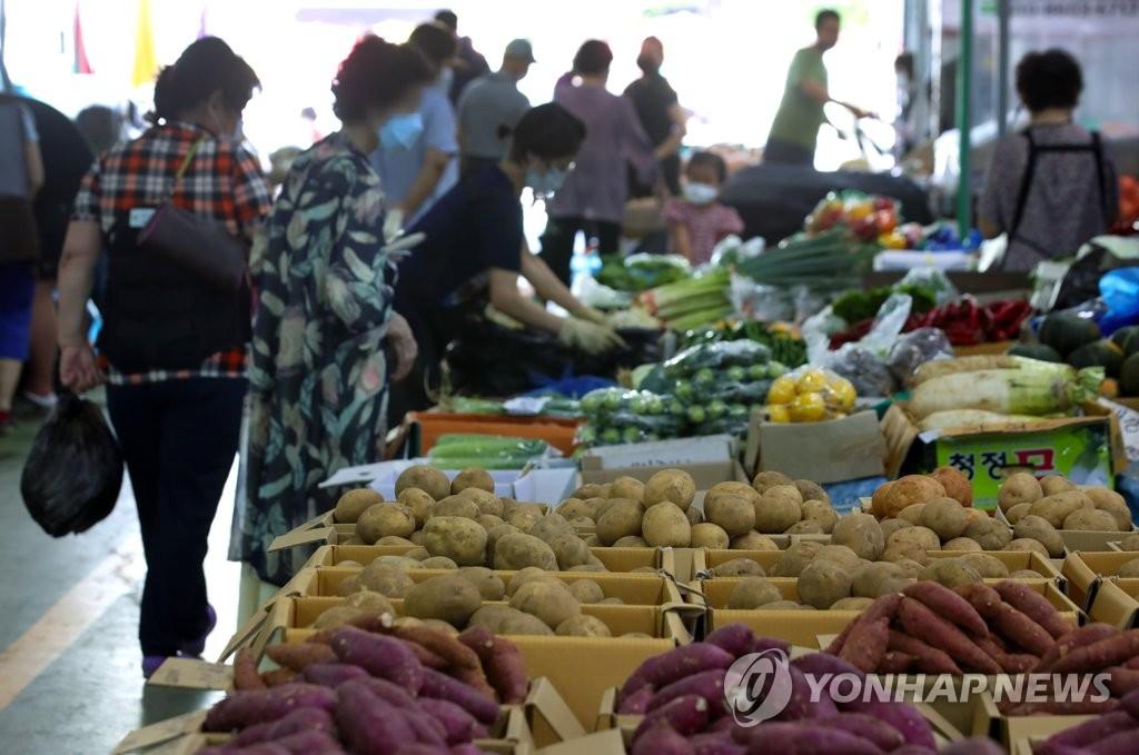 詳訊:南韓8月CPI同比上漲0.7%