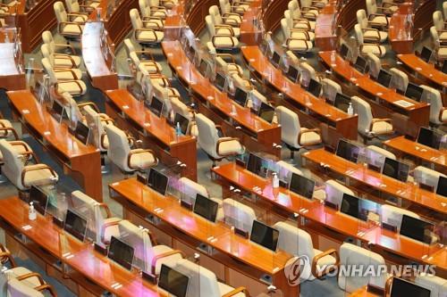 南韓國會又現確診病例再次封樓