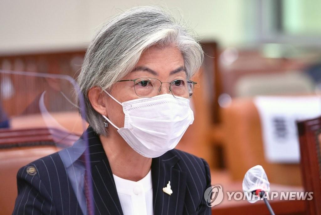 韓外長:安倍辭任後韓日關係仍需慎重展望
