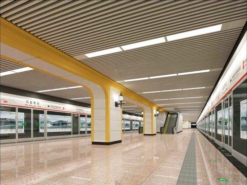 現代電梯承攬哈爾濱地鐵站200部扶手電梯訂單