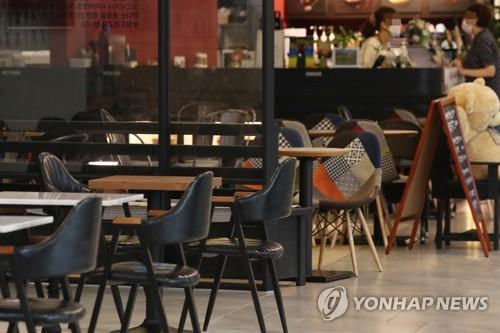 韓首都圈堂食禁令範圍明起擴至連鎖糕點店