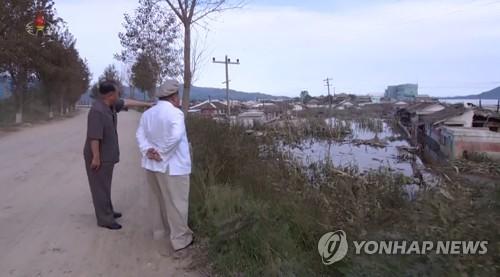 朝媒:朝鮮積極做好防洪防汛準備工作