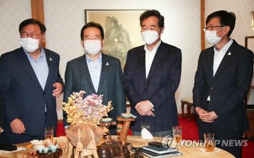 南韓黨政青敲定向弱勢群體優先發放災害補助