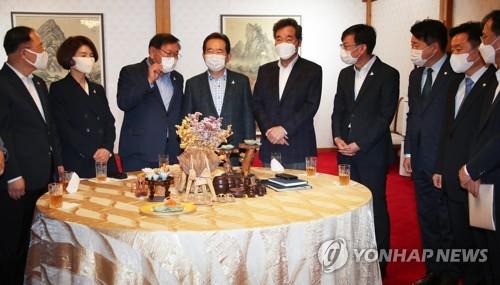韓黨政青商定編制第4期補充預算用於抗疫