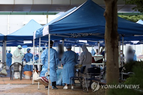 簡訊:南韓新增136例新冠確診病例 累計21432例