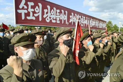 韓統一部:朝鮮近期專注災後重建等內部治理