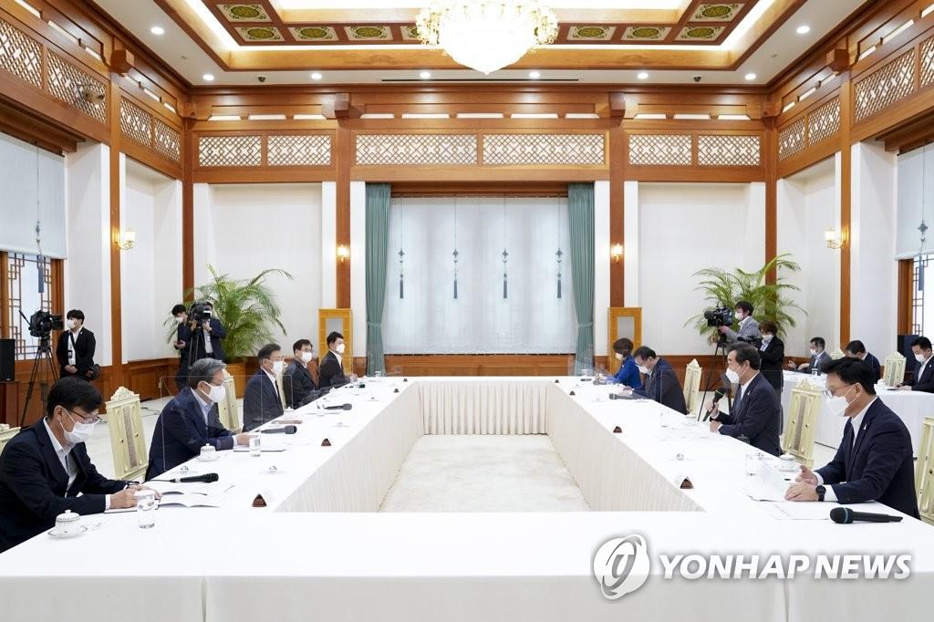 韓黨政就發放全民通信補貼達成一致