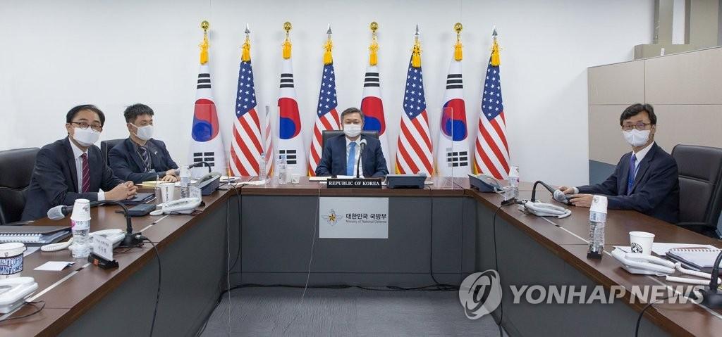 朝媒譴責韓美商討對朝核導威懾方案