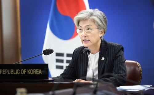 韓外長吁哥方支援世貿總幹事南韓候選人