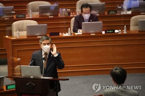 韓防長:尚未發現朝方在勞動黨建黨日挑釁動向