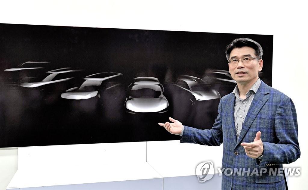 起亞汽車計劃到2027年推出7款電動汽車
