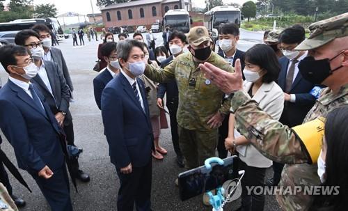 韓統一部長官:朝方展現出遵守軍事協議態度