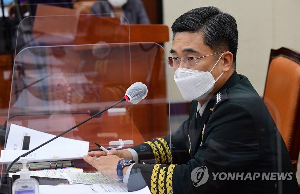 韓防長被提名人:應當維持韓日軍情協定