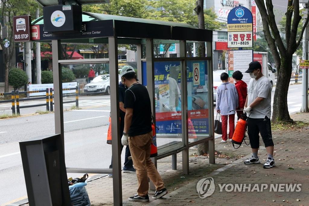 韓防疫部門擬本週末公佈非首都圈防疫級別
