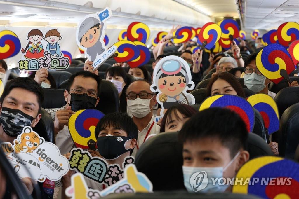 韓濟州暫停免簽一年:外國遊客大減重創旅遊業