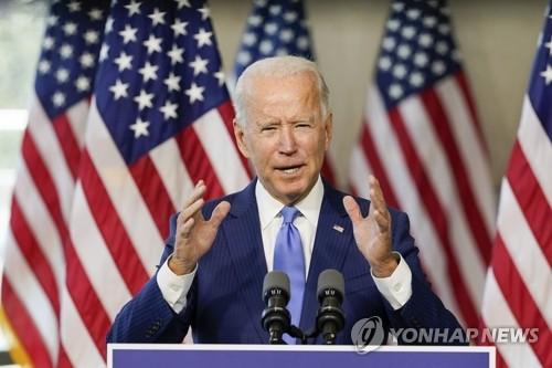 拜登署名文章:不會拿撤軍敲詐南韓