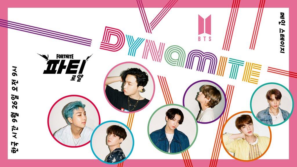 防彈少年團《Dynamite》新版本MV亮相網路遊戲。 韓聯社/Big Hit娛樂供圖 (圖片嚴禁轉載複製)