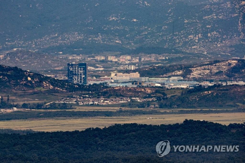 資料:韓明年將大幅縮減韓朝聯辦預算和人力