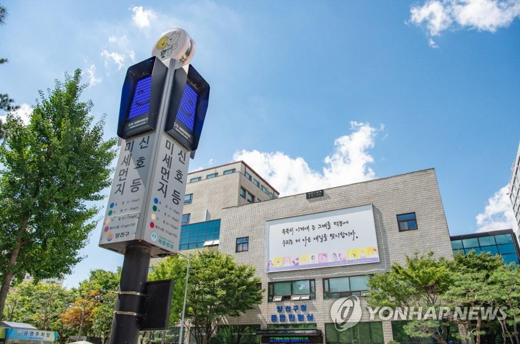 報告:南韓今年PM2.5濃度大降 氣像是主因