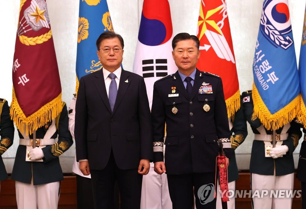 元任哲就任南韓第四十二屆聯參議長