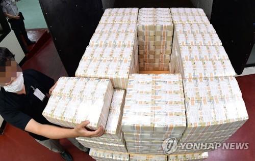央行節前備新鈔