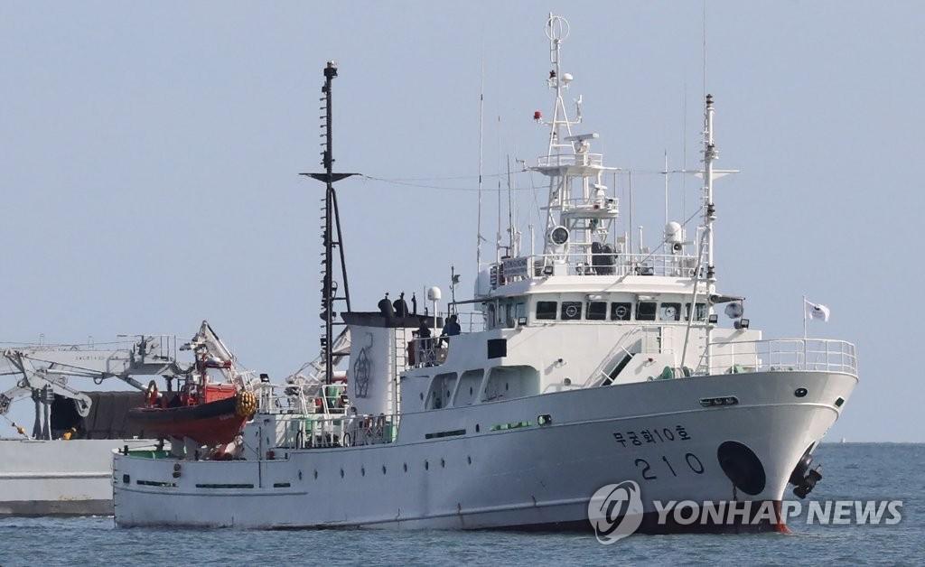 韓海警:不排除遇害公務員投奔朝鮮可能性